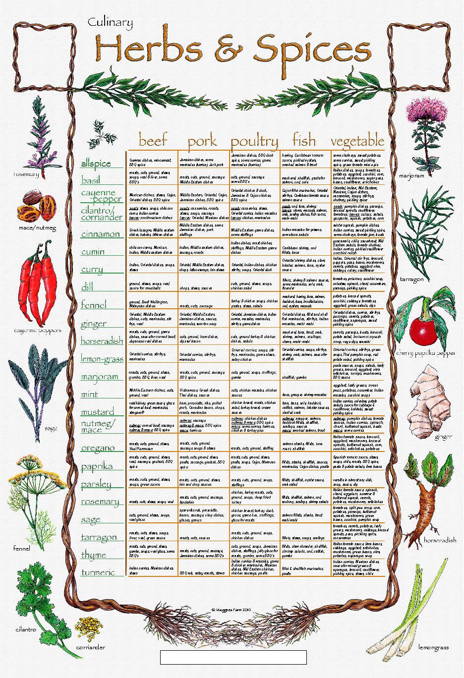 113 best Herbal Medicine images on Pinterest | Medicinal ... |Herbs Chart