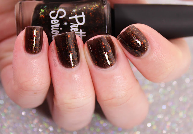 Pretty Serious HTF nail polish swatches & review