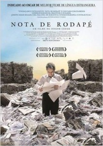 Review Nota de Rodapé