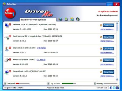 تحميل برنامج دريفر ماكس مجانا Driver Max