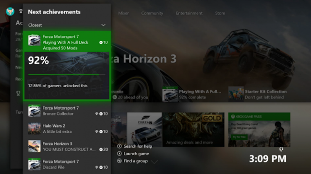 تحديث جديد قادم لجهاز Xbox One و هذه أهم المميزات ...