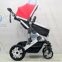 Kereta Bayi Chris and Olins A9188-N