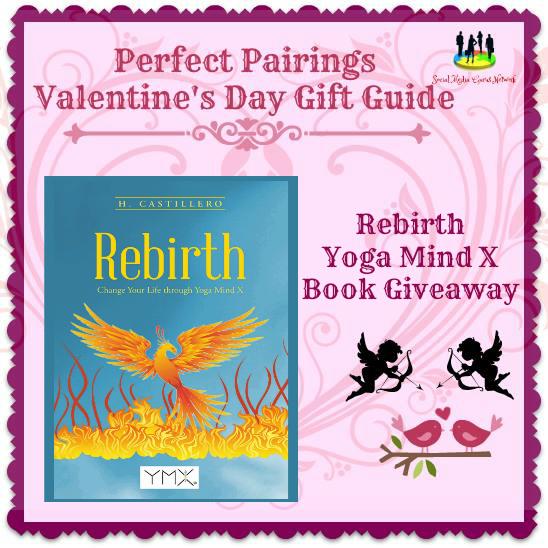 Rebirth Yoga Mind X Book Giveaway