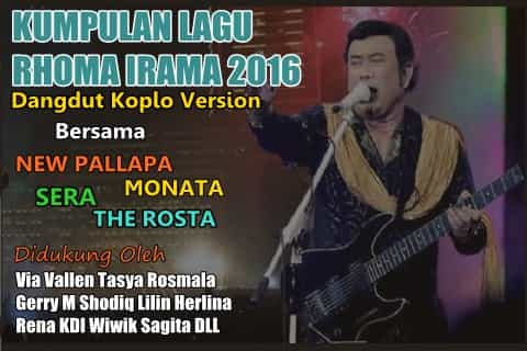 Download lagu Rhoma Irama versi Dangdut Koplo
