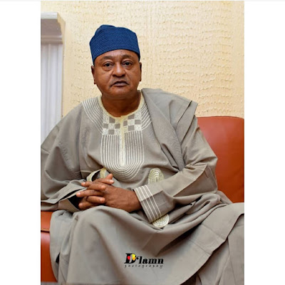 Jide Kosoko, Actor Jide Kosoko celebrates 65th birthday with Photos, Nightwatchng