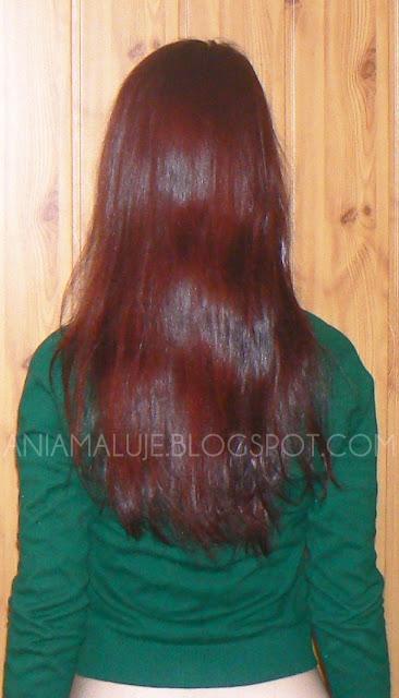 aniamaluje włosy grudzień 2011