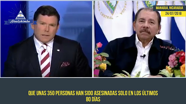 Fox News Entrevista a Daniel Ortega (Video Subtitulado)