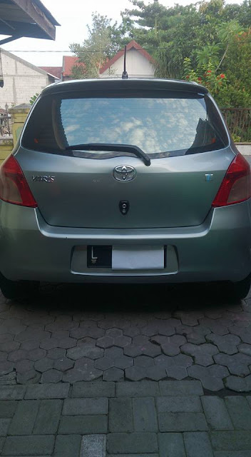 Toyota Yaris bekas tahun 2007