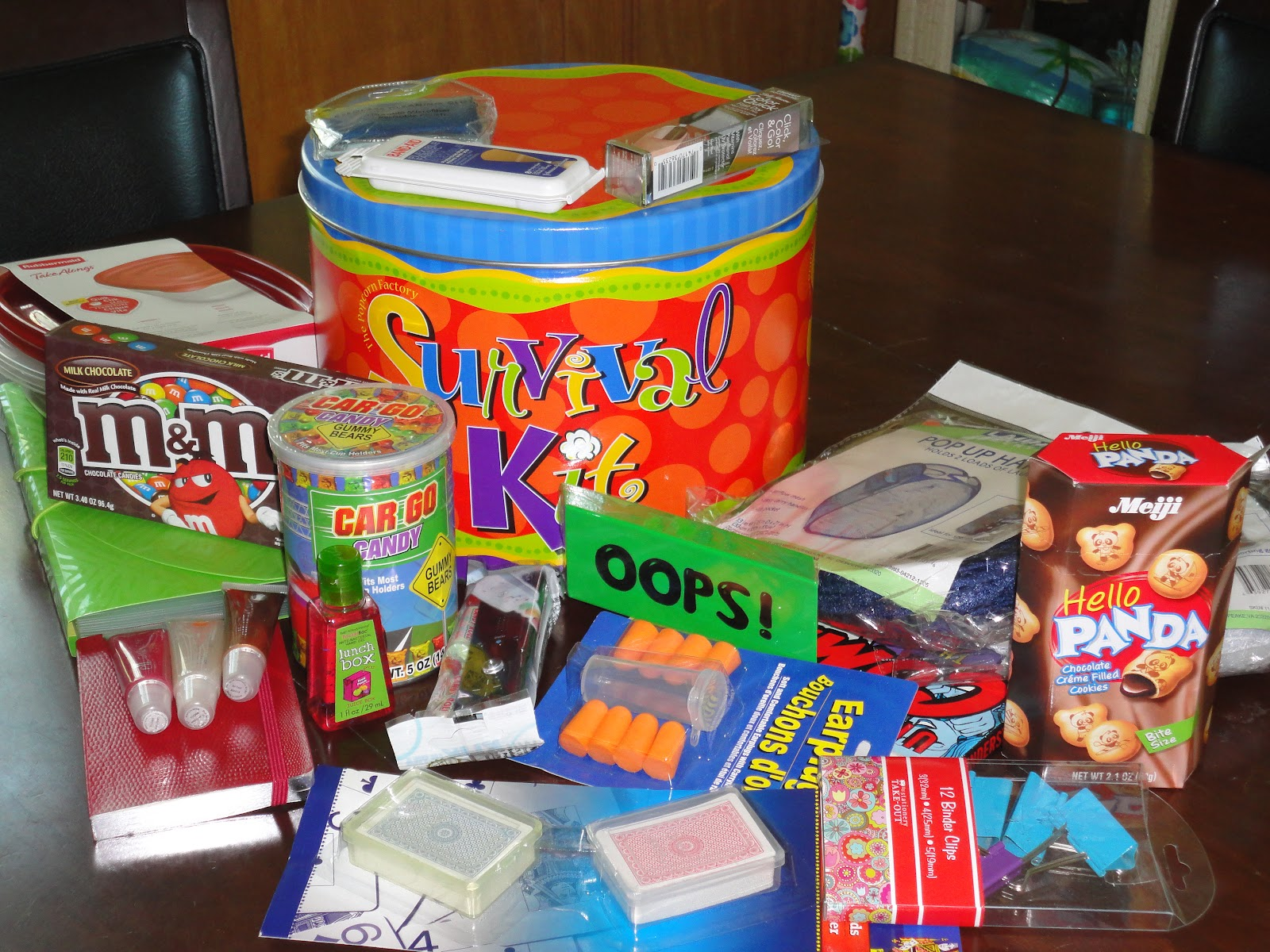 Food Care Package For New Parents