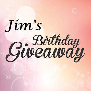 Jim's Birthday Giveaway, Blogger Giveaway, Hadiah, Peserta, Pemenang,