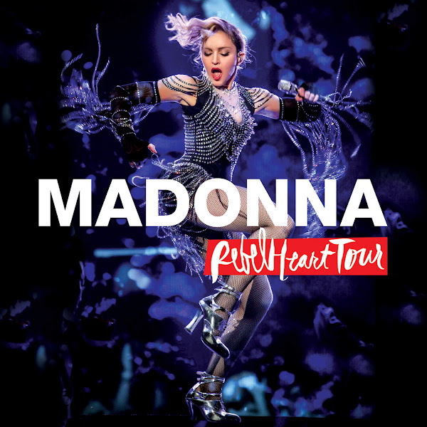 Madonna - Rebel Heart Tour (Live) Cover