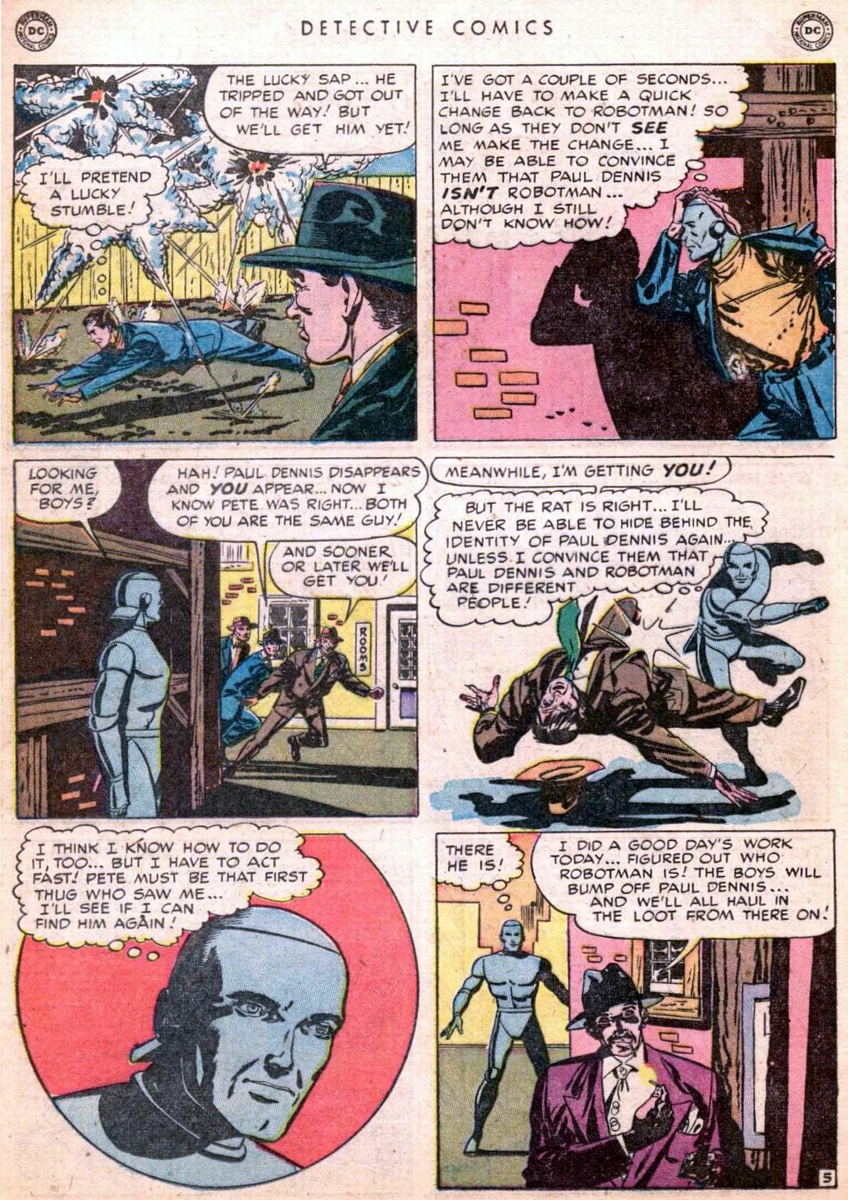 Detective Comics (1937) 157 Page 29