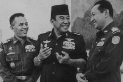 Sukarno Dan DeSukarnoisasi Setelah G30SPKI