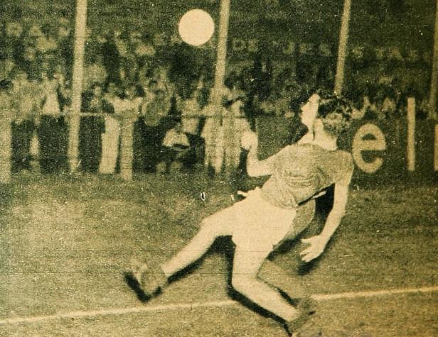 Paraguay y Chile y en Campeonato Sudamericano de 1942