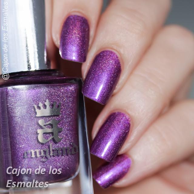 Esmaltes de uñas Aengland - Crown of thistles