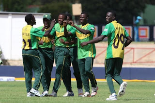 On Saturday, Nigeria's Under-19 Cricket team has booked the country's first ever spot at the Cricket World Cup after topping the weeklong qualifying series concluded in Windhoek, Namibia, 9jaGlitzloaded reports.