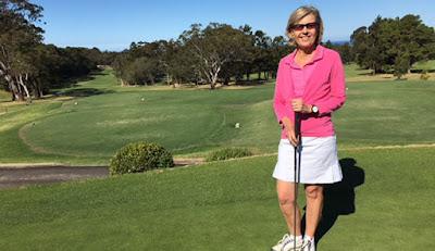 Michele Watts golfo lauke