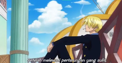 One Piece Episode 807 Subtitle Indonesia