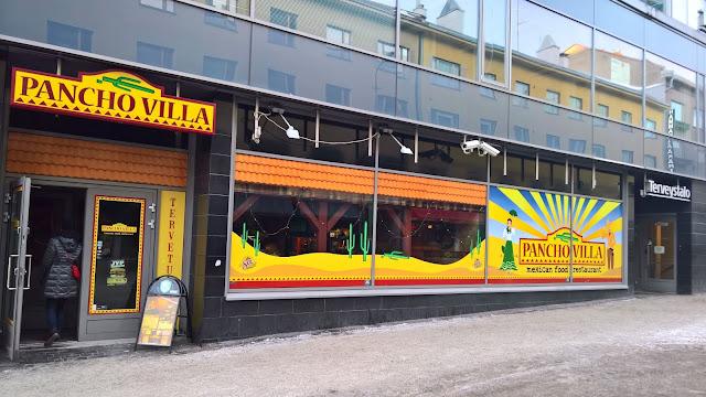 Jyväskylän paras hampurilainen testi Mallaspulla maistelee Pancho Villa