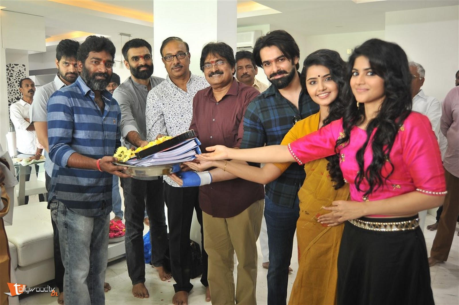 Ram New Movie Launch-HQ-Photo-6