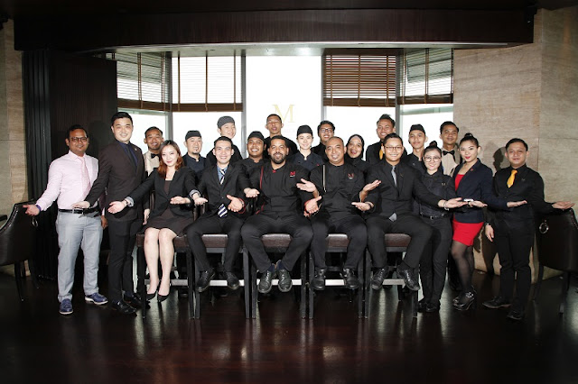 MIGF 2018 - Marble 8 Chef Team - Petronas Tower 3, Kuala Lumpur