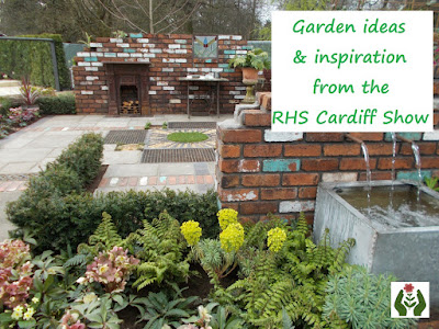 Reimagined Past garden RHS Cardiff Show 2018 Green Fingered Blog