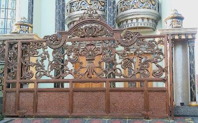 gerbang tempa klasik