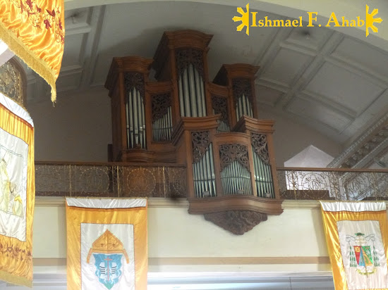 Pipe Organ of the Cebu Metropolitan Cathedral