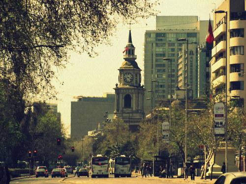 Que língua falam no Chile