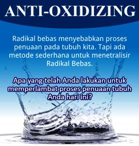 Jual Mesin KangeN Water
