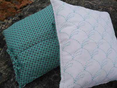 bordado, embroidery, broderie, sashiko, cojin, pillow, coussin, labores
