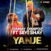 AUDIO & VIDEO | Ommy Dimpoz Ft. Seyi Shay - Yanje | Download