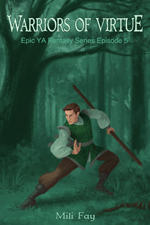 Warriors of Virtue Episode 5 Cover Art Thumbnail