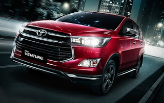 New Toyota Venture Price 2018, Specifications & Reviews