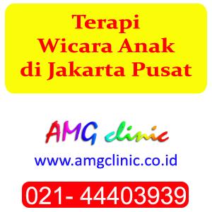Terapi Wicara Anak di Jakarta Pusat
