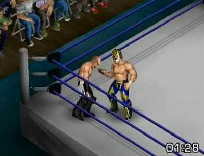 Tiger Mask Fire Pro Wrestling Returns PS2