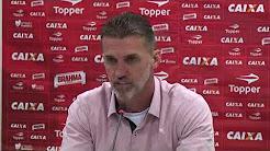 Olha o que Fábio Carille falou após sua primeira derrota Corinthians 0x1 Vitória