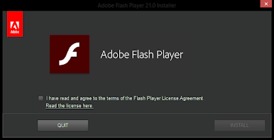 Versi Terbaru Flash Player