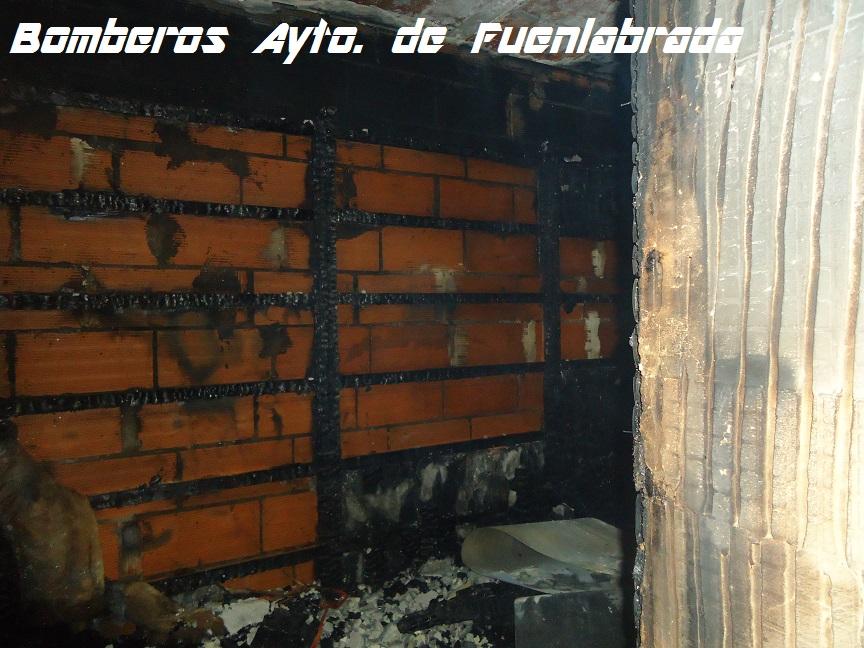 Bomberos de fuenlabrada incendio en gimnasio for Gimnasio fuenlabrada