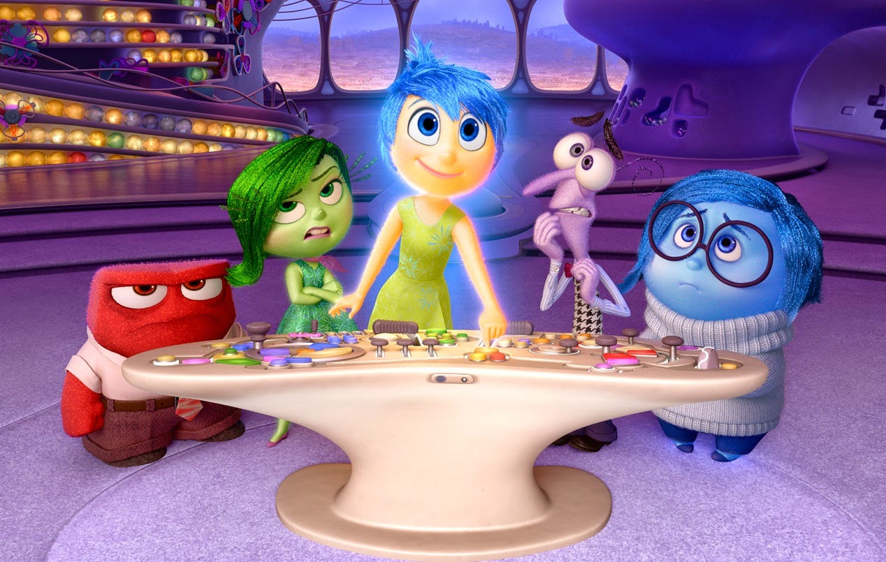 Inside Out Review   The Movie Bit