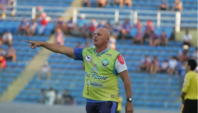 Horizonte confirma Mastrillo Veiga como novo treinador.