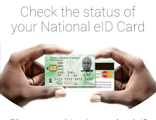 Check if your National ID Card is ready and Dispatched to an Activation Center.