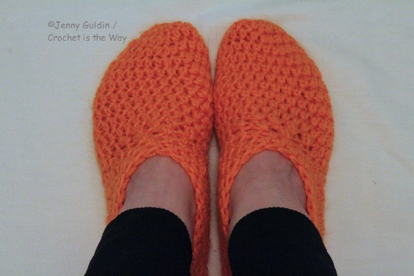 crochet, easy, how to, Red Heart Super Saver, SlipperMania, slippers, Socks, tutorial, Yarn