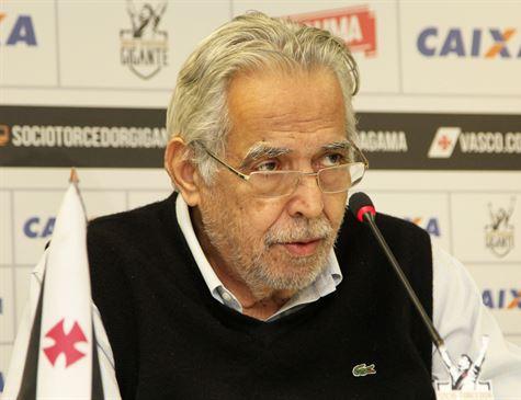Morre Eurico Miranda, ex-presidente do Vasco
