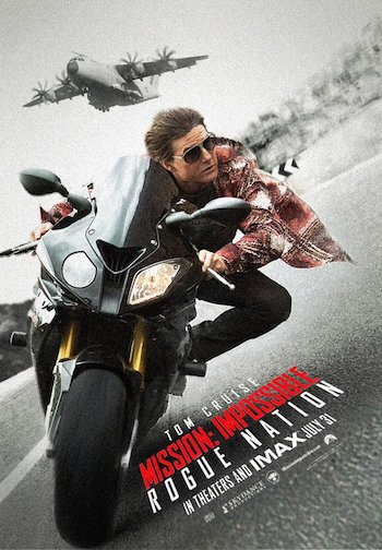 Mission Impossible Rogue Nation 2015 Dual Audio HQTS