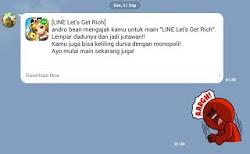 Cara Memblokir Notifikasi Spam Game Line Dengan Mudah