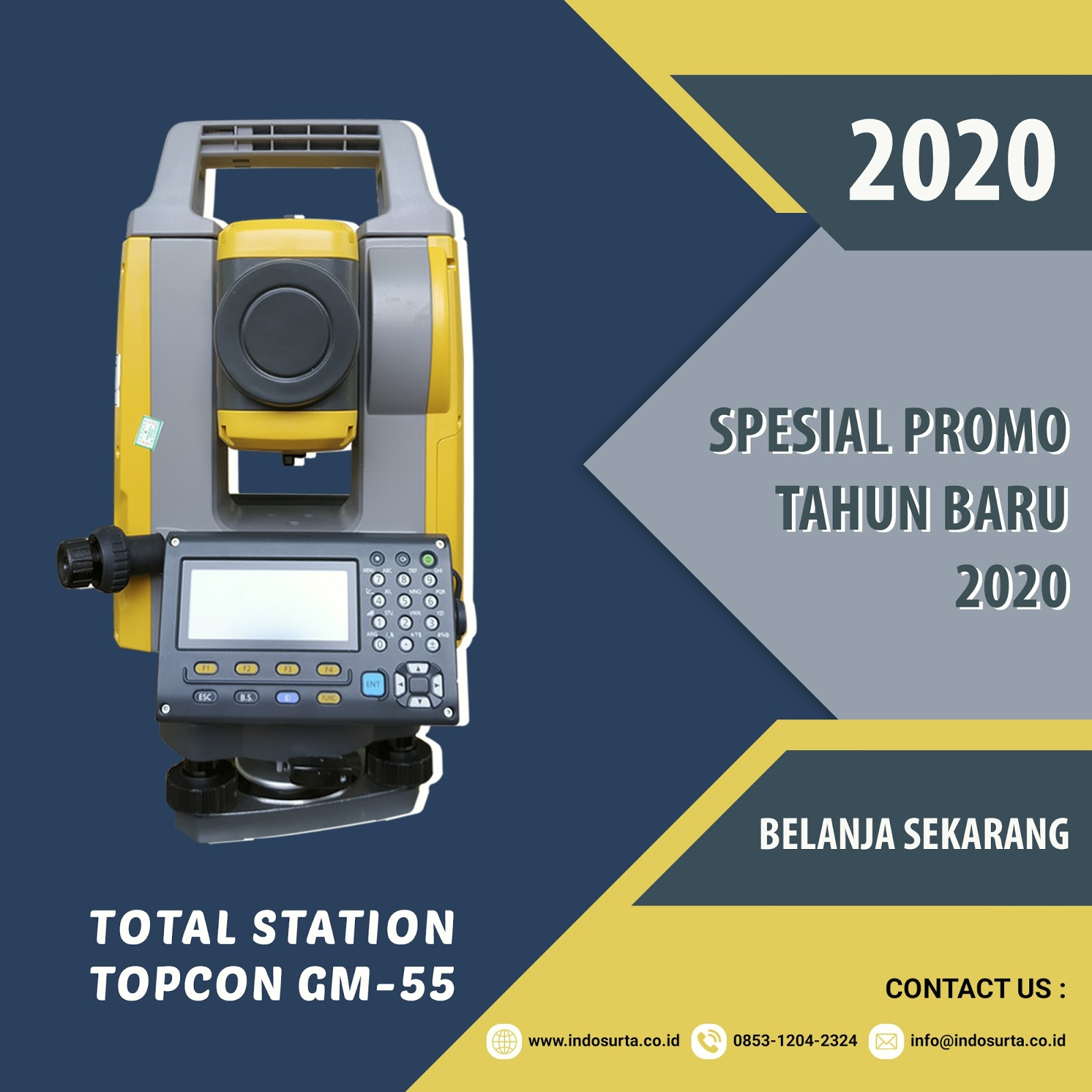 PROMO TOTAL STATION