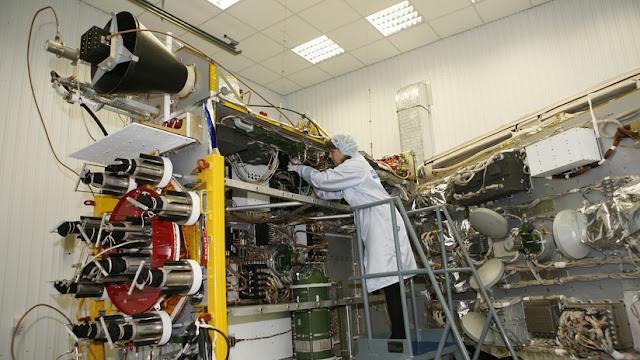 Rusia y China allanan el camino al sistema global unificado de navegación por satélite