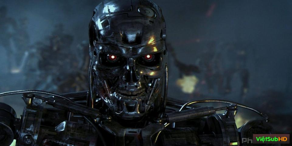 Phim Kẻ Hủy Diệt 5: Nguồn Gốc Kẻ Hủy Diệt VietSub 1080p Full HD | Terminator Genisys 2015