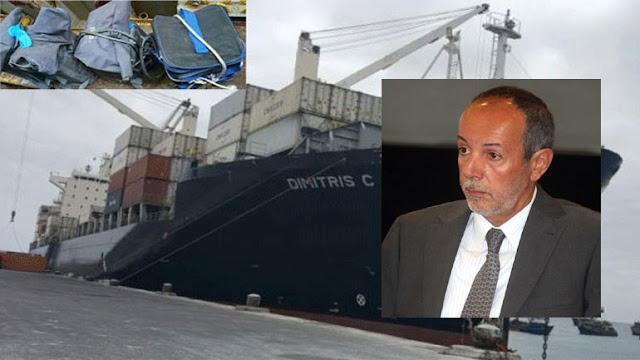 Εντοπίστηκαν 300 κιλά κοκαίνης σε πλοίο του εφοπλιστή Δρ Ι. Κούστα! μετά από έρευνα που έκανε το πλήρωμά του.(ΦΩΤΟ&BINTEO)